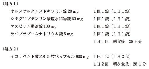 103回薬剤師試験 薬学実践問題 問246-247