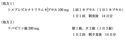 103回薬剤師試験 薬学実践問題 問260-261